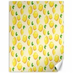 Pattern Template Lemons Yellow Canvas 12  x 16   16 x12 Canvas - 1