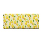 Pattern Template Lemons Yellow Hand Towel Front