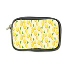Pattern Template Lemons Yellow Coin Purse Front