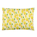 Pattern Template Lemons Yellow Pillow Case (Two Sides) Front