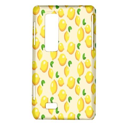 Pattern Template Lemons Yellow LG Optimus Thrill 4G P925