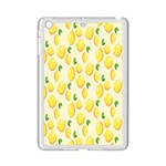 Pattern Template Lemons Yellow iPad Mini 2 Enamel Coated Cases Front