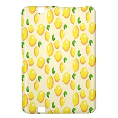 Pattern Template Lemons Yellow Kindle Fire HD 8.9