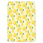 Pattern Template Lemons Yellow Flap Covers (L)  Front