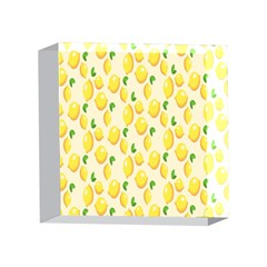 Pattern Template Lemons Yellow 4 x 4  Acrylic Photo Blocks