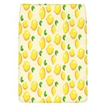 Pattern Template Lemons Yellow Flap Covers (S)  Front