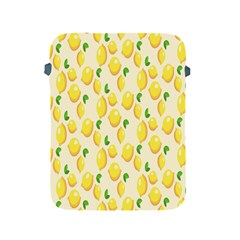 Pattern Template Lemons Yellow Apple iPad 2/3/4 Protective Soft Cases