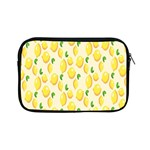 Pattern Template Lemons Yellow Apple iPad Mini Zipper Cases Front