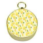 Pattern Template Lemons Yellow Gold Compasses Front