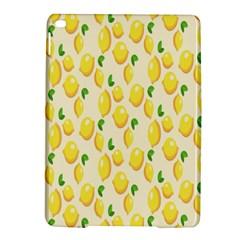 Pattern Template Lemons Yellow iPad Air 2 Hardshell Cases