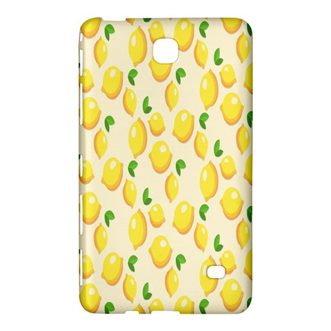 Pattern Template Lemons Yellow Samsung Galaxy Tab 4 (8 ) Hardshell Case