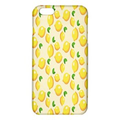 Pattern Template Lemons Yellow iPhone 6 Plus/6S Plus TPU Case