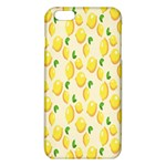 Pattern Template Lemons Yellow iPhone 6 Plus/6S Plus TPU Case Front