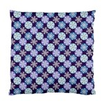 Snowflakes Pattern Standard Cushion Case (Two Sides) Front