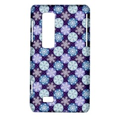 Snowflakes Pattern LG Optimus Thrill 4G P925