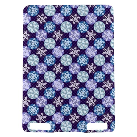 Snowflakes Pattern Kindle Touch 3G
