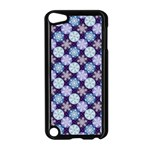 Snowflakes Pattern Apple iPod Touch 5 Case (Black) Front