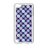 Snowflakes Pattern Apple iPod Touch 5 Case (White) Front