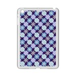 Snowflakes Pattern iPad Mini 2 Enamel Coated Cases Front