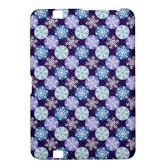 Snowflakes Pattern Kindle Fire Hd 8 9