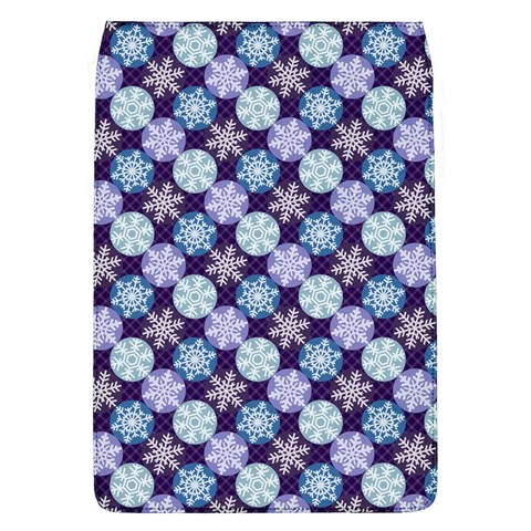 Snowflakes Pattern Flap Covers (L)