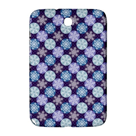 Snowflakes Pattern Samsung Galaxy Note 8.0 N5100 Hardshell Case