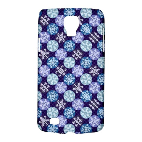 Snowflakes Pattern Galaxy S4 Active
