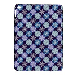 Snowflakes Pattern Ipad Air 2 Hardshell Cases