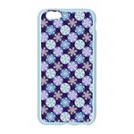 Snowflakes Pattern Apple Seamless iPhone 6/6S Case (Color) Front