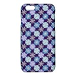 Snowflakes Pattern iPhone 6/6S TPU Case Front