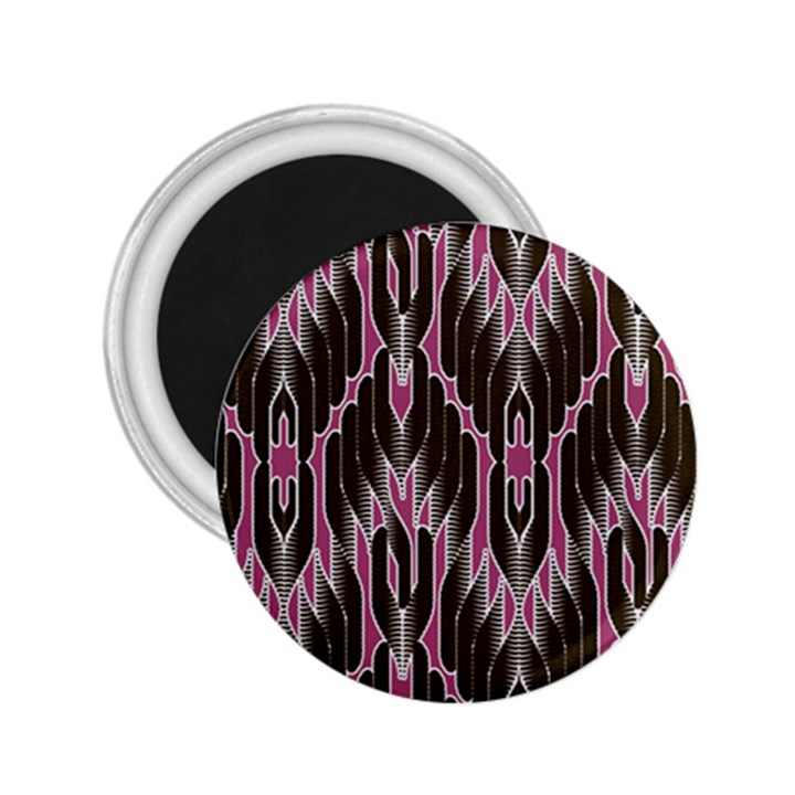 Pearly Pattern  2.25  Magnets