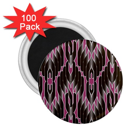 Pearly Pattern  2.25  Magnets (100 pack)