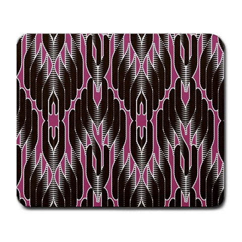 Pearly Pattern  Large Mousepads