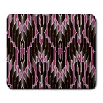 Pearly Pattern  Large Mousepads Front