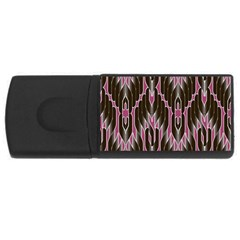Pearly Pattern  USB Flash Drive Rectangular (2 GB)