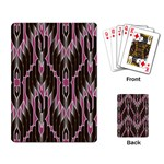 Pearly Pattern  Playing Card Back