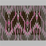 Pearly Pattern  Mini Canvas 6  x 4  6  x 4  x 0.875  Stretched Canvas