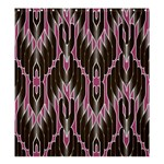 Pearly Pattern  Shower Curtain 66  x 72  (Large)  66 x72 Curtain