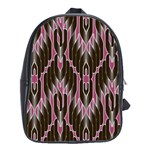 Pearly Pattern  School Bags(Large)  Front