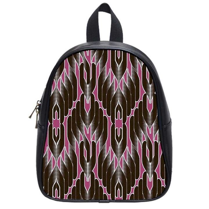 Pearly Pattern  School Bags (Small)