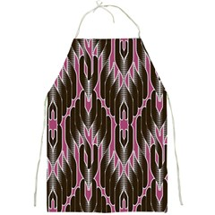 Pearly Pattern  Full Print Aprons