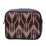 Pearly Pattern  Mini Toiletries Bag 2-Side Front