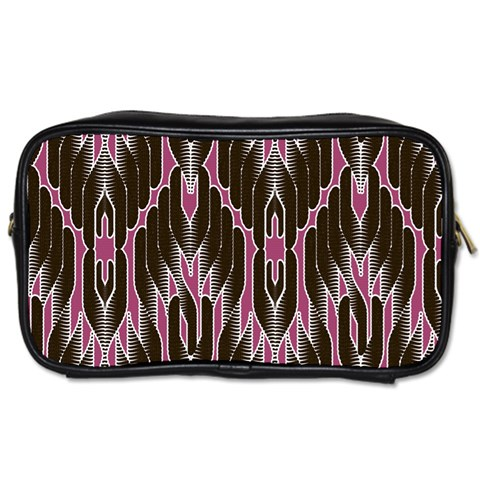 Pearly Pattern  Toiletries Bags 2-Side