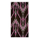 Pearly Pattern  Shower Curtain 36  x 72  (Stall)  33.26 x66.24 Curtain