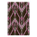 Pearly Pattern  Shower Curtain 48  x 72  (Small)  48 x72 Curtain