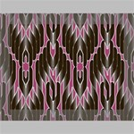 Pearly Pattern  Deluxe Canvas 16  x 12   16  x 12  x 1.5  Stretched Canvas