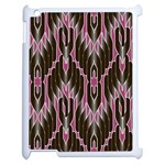 Pearly Pattern  Apple iPad 2 Case (White) Front