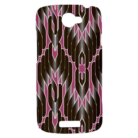 Pearly Pattern  HTC One S Hardshell Case