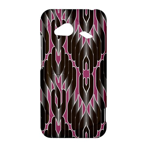 Pearly Pattern  HTC Droid Incredible 4G LTE Hardshell Case