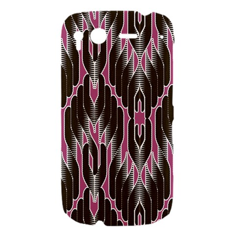 Pearly Pattern  HTC Desire S Hardshell Case